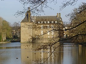 Image illustrative de l'article Château de Flers (Orne)