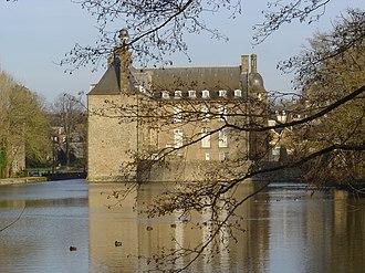 Flers, Orne - Image: Chateau Flers 2