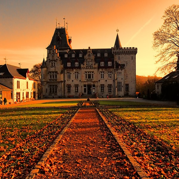 Chateau Petite Somme, Durbuy