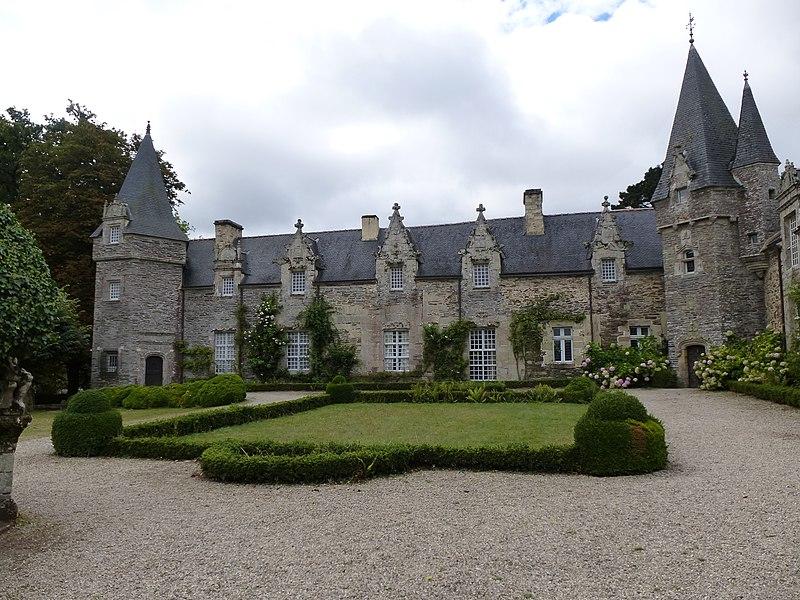 Chateau de rochefort-en-terre