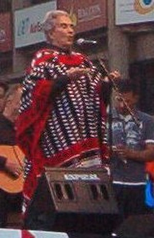 Culture of Costa Rica -  Chavela Vargas Mixed-Costa Rican Born -  Singer