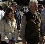 Chelsea & Bill Clinton 100118-F-9712C-450 (4291302384) (cropped1).jpg