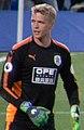 Chelsea 1 Huddersfield 1 (Jonas Lossl) (cropped).jpg