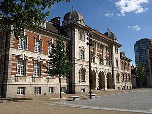 Chelsea College of Arts - Image: Chelsea College of Art and Design geograph.org.uk 1449638