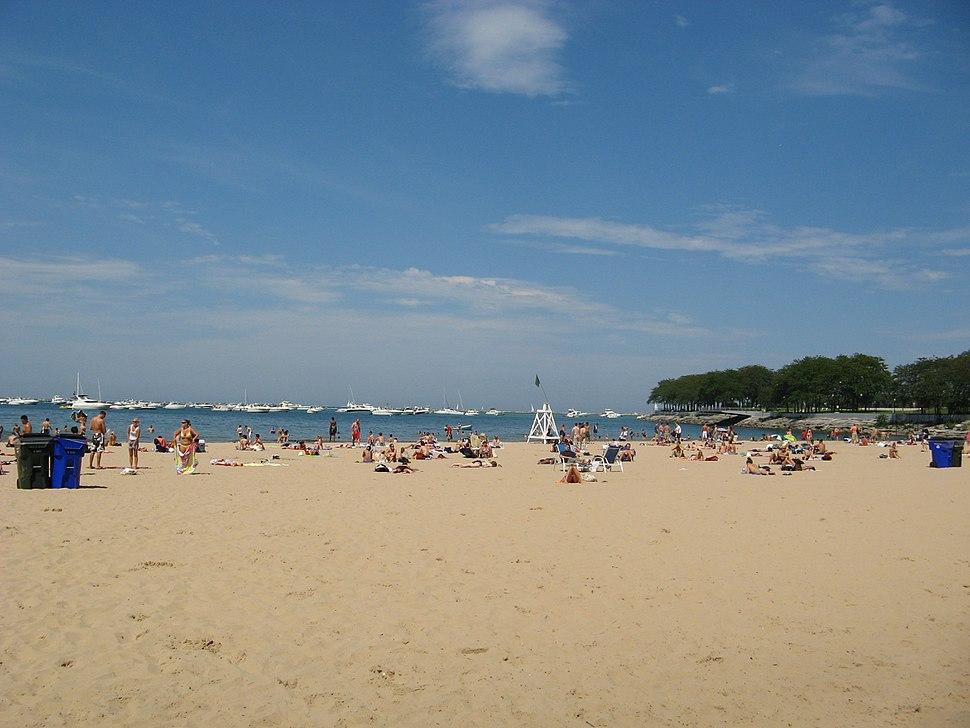 Chicago Beaches - Ohio Street Beach 3