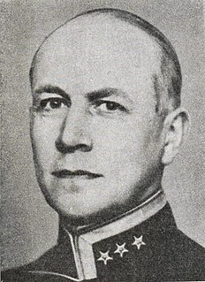 Henry Tottie Swedish military personnel
