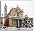 Chiesa e Piazza di S. Giorgio - Cuggiono - panoramio.jpg