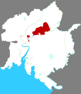 Shuangtaizi District District in Liaoning, Peoples Republic of China