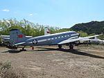 China National Aviation Corp DC-3 XT116, Beijing Aviation Museum (26382232352).jpg