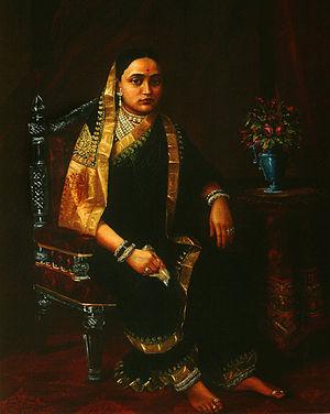 Maharani Chimnabai - Chinmabai