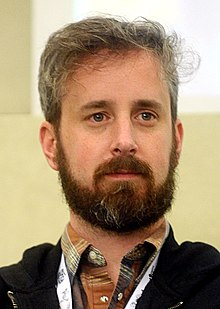 Chip Zdarsky - Lucca Comics & Games 2015.JPG