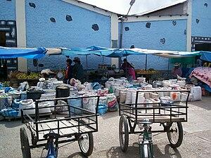 Chivay - Image: Chivay market