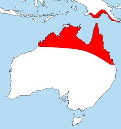 Chlamydosaurusrange.PNG