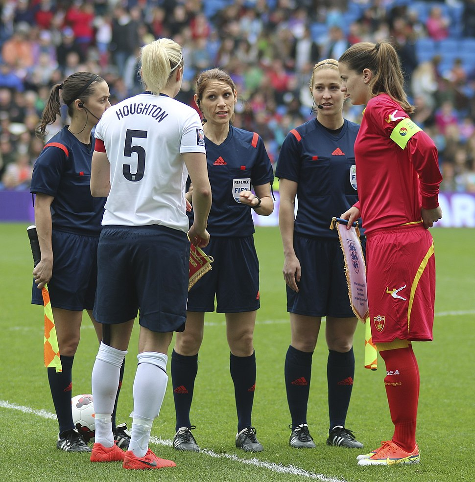 Choice of Ends England Ladies v Montenegro 5 4 2014 153