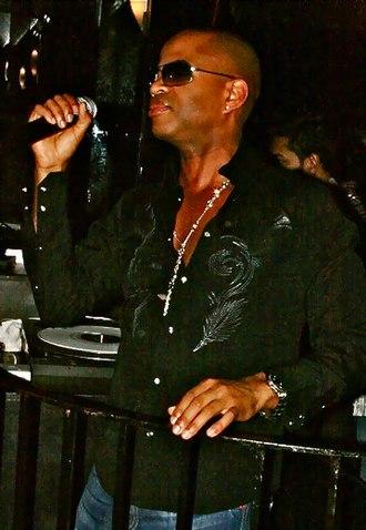 Chris Willis - Willis performing in 2009.