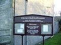 Christ Church, Glasson, Sign - geograph.org.uk - 615343.jpg
