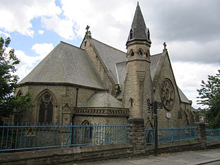 Christ Church, Ince-in-Makerfield Church in Greater Manchester, England