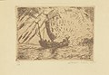 Christ in the Boat, print by James Ensor, 1898, Prints Department, Royal Library of Belgium, S. IV 26421.jpg