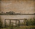 Christen Købke - View of Copenhagen Seen from Dosseringen - KMS1745 - Statens Museum for Kunst.jpg