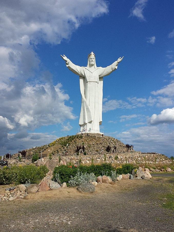 Jesus Statue Polen