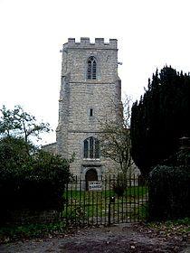 Church Tower, Pitstone Church End - geograph.org.uk - 116139.jpg