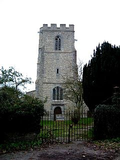 St Marys Church, Pitstone Church in Buckinghamshire, England