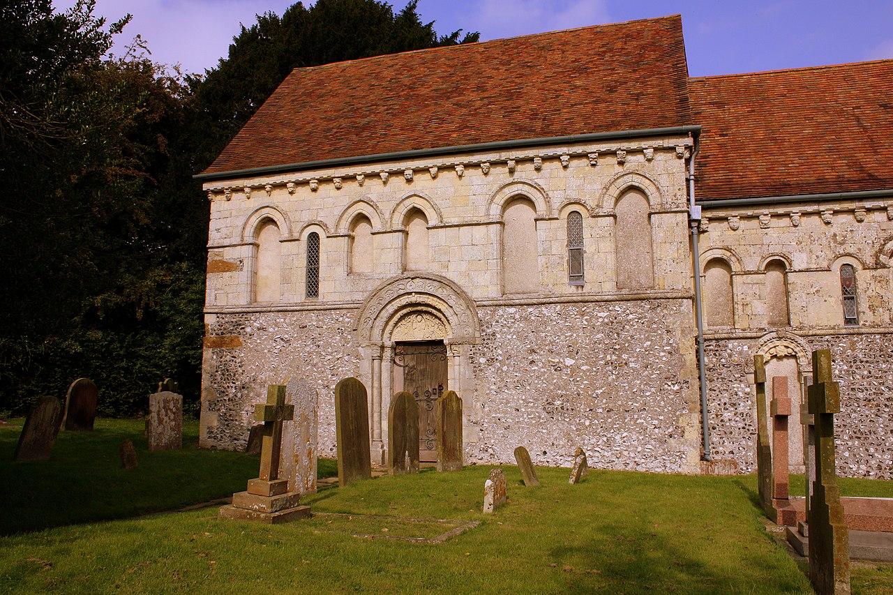 File:Church of Saint Nicholas, Barfrestone.JPG - Wikimedia ...
