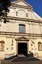 Church of St. Nicholas, Kraków - facade.jpg