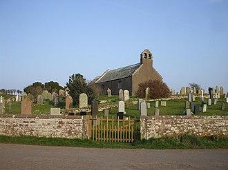 Beckermet - Image: Church of St Bridget, Beckermet geograph.org.uk 1265216