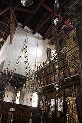 Church of the Nativity iconostasis 2010 10.jpg