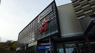 Cineworld - Cineworld Telford