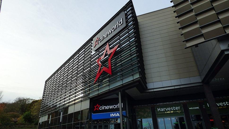 Cineworld Telford Centre