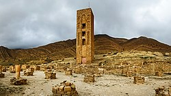 Citadelle des Beni Hammad قلعة بني حماد 12.jpg