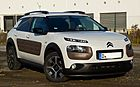Citroën C4 Cactus BlueHDi 100 Shine Edition – Frontansicht, 2. November 2014, Münster.jpg