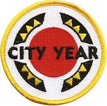 City Year logo.