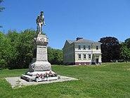 Civil War Memorial, Byfield MA