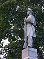 Civil War monument, Chartiers Cemetery, Pittsburgh 02.jpg