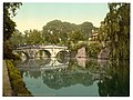 Clare College and Bridge, Cambridge, England-LCCN2002696453.jpg