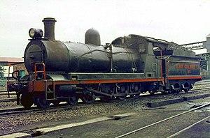 South African Class 13 4-8-0TT