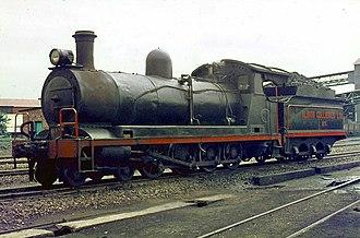 South African Class 13 4-8-0TT - Image: Class 13 4 8 0 no. 1337