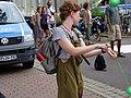 Climate Camp Pödelwitz 2019 Dance-Demonstration 08.jpg