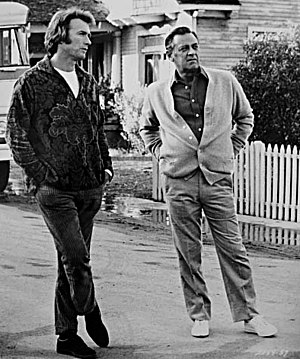 Clint Eastwood - Directing William Holden in Breezy (1973)