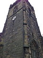 Clock Tower, St. Mary's Church, Whitkirk.jpg