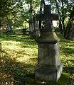 Cmentarz rzymsko-katolicki tzw. stary w Krośnie, ul. Krakowska 1 hanica104.JPG