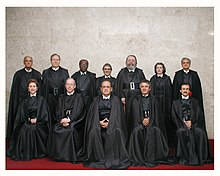 The eleven members of the Supreme Federal Court of Brazil and the attorney  general.