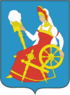 Coat of airms o Ivanovo