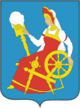 Coat of arms of Ivanova