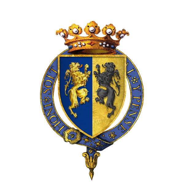Ofbeeldienge:Coat of Arms of William I, Duke of Guelders and Jülich.png
