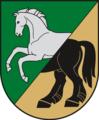 Coat of arms of Želva.png