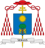 Coat of arms of Juan Sandoval Íñiguez.svg